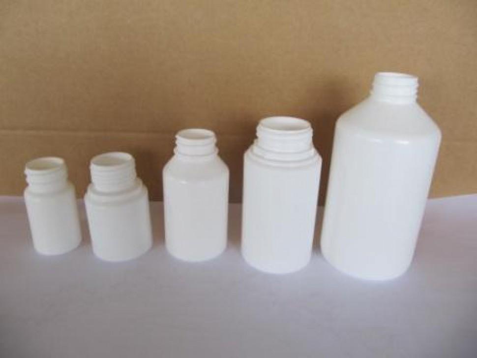 Flaschen für die Pharmaindustrie